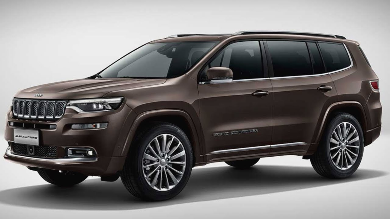 Jeep Grand Commander India Launch Date Price Mileage Engine Power All Details Youtube