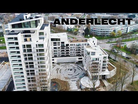 Brussels Anderlecht   Drone   4K