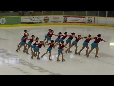 BC/YK SYNCHRO Competitions 2017/2018 - BEGINNER 1