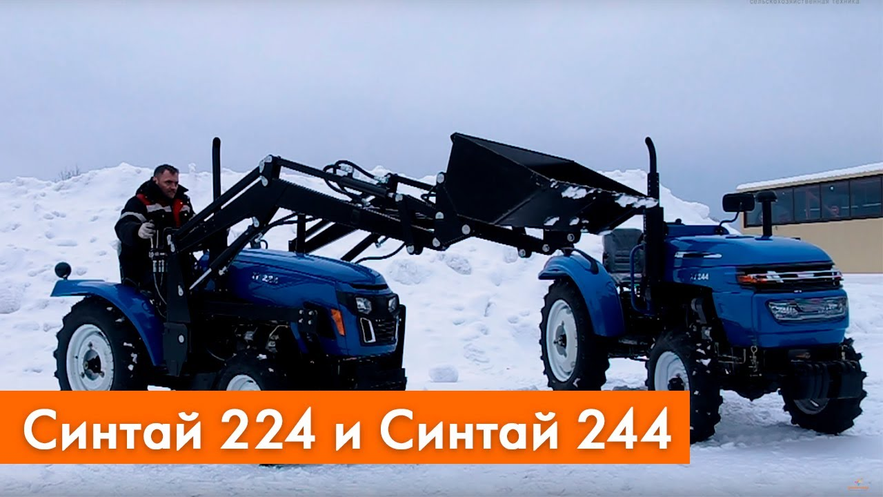 Что выбрать: Синтай 224 или Синтай 244