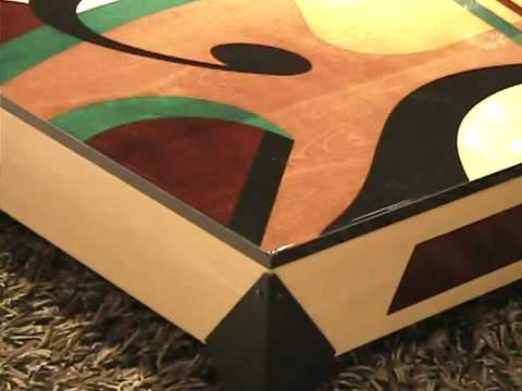 Lacuesta Coffee Table By Axi Furniture Youtube