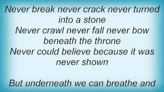 Corrosion Of Conformity - World On Fire Lyrics