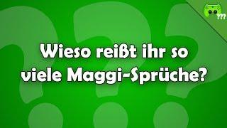 Wieso reißt ihr Maggi-Sprüche ? - Frag PietSmiet ?!