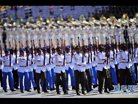 19. Formation of the Cuban revolution armed forces