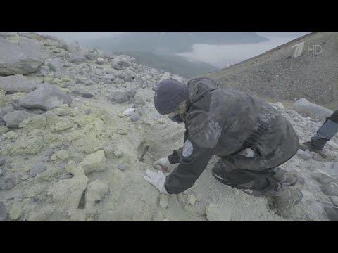 Экспедиция Русского географического общества и Минобороны на Курилах сделала новые открытия.