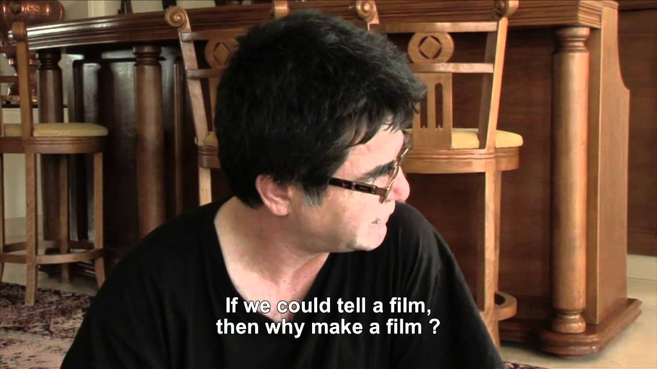 This is Not a Film trailer - YouTube