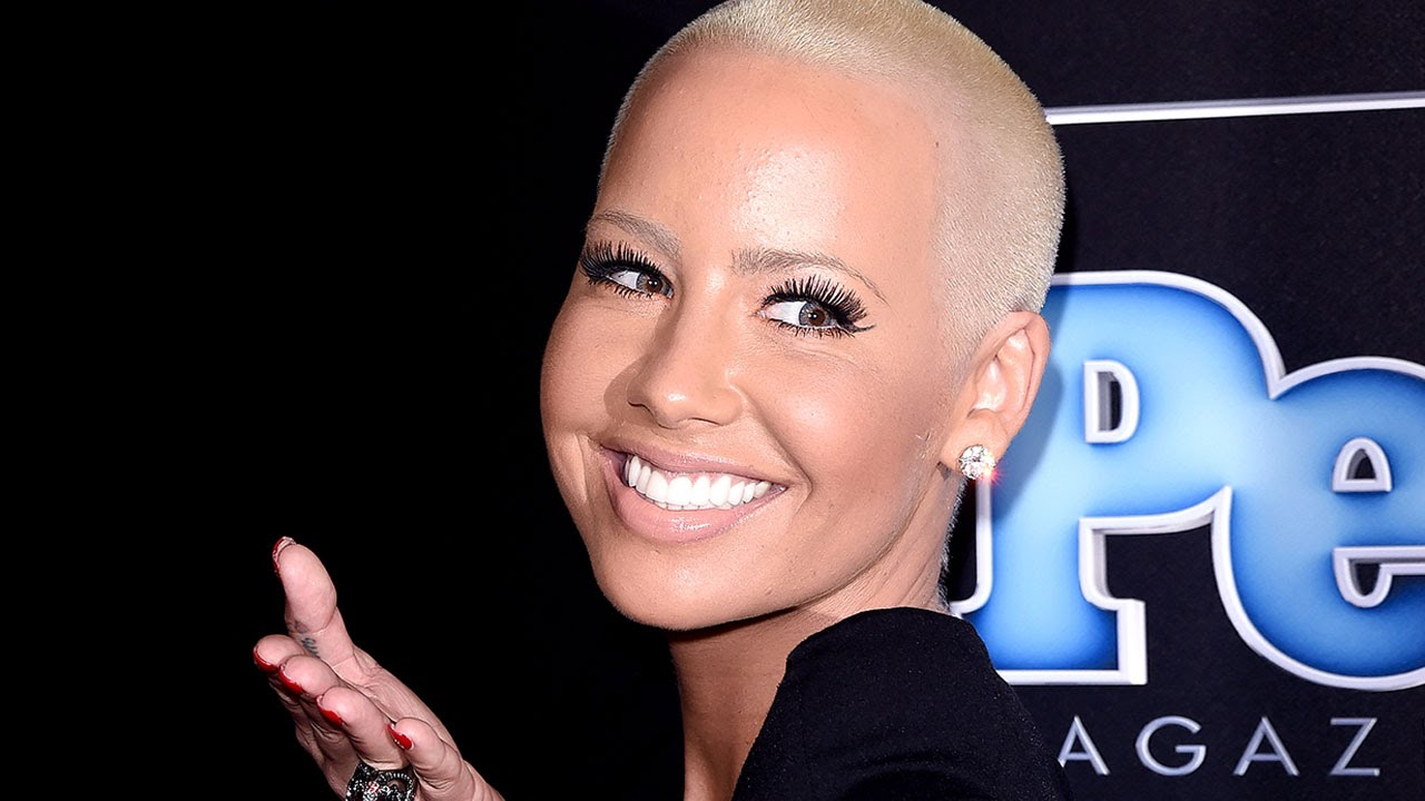 "Amber Rose Sextaoe amber rose slams kardashians: ""sex tape is the reason they're famous"""