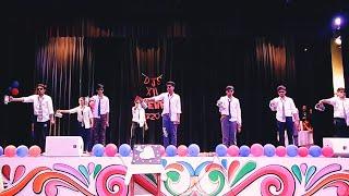 Lazy dance/farewell dance /comedy dance/