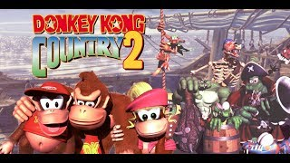Donkey Kong Country 2: Diddy's Kong Quest - En Español