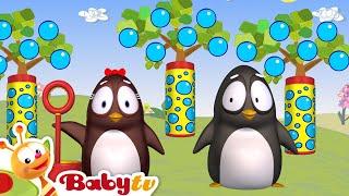 Pim & Pimba - Bubbles | BabyTV