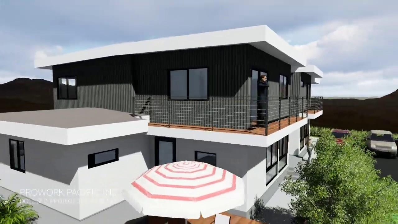 [ 3D Modeling ] Dole Single Family Dwelling (SFD) Project