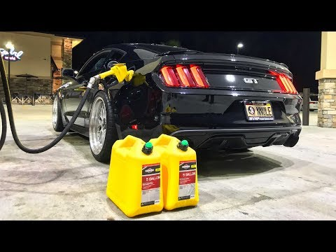 How to Switch from 93 to E85