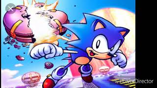 Sonic CD special stage music