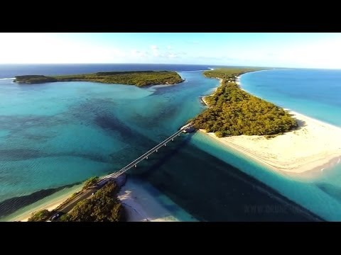 Journey to New Caledonia