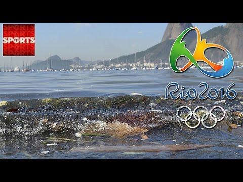 The 2016 Rio OLYMPICS Have A MAJOR Sewage Problem