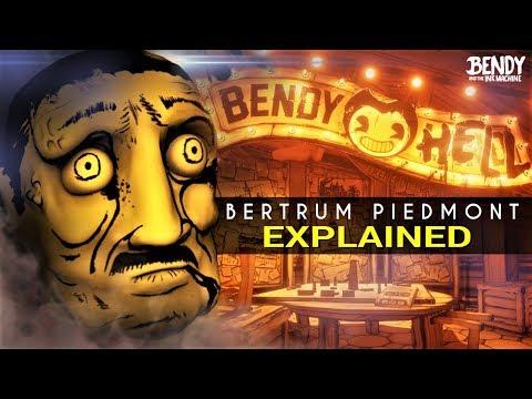 Bertrum's FATE! What happened to Bertrum Piedmont? (Bendy & the Ink Machine Theories)