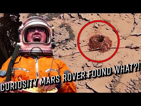 Did Curiosity find life on Mars? No... but... maybe!