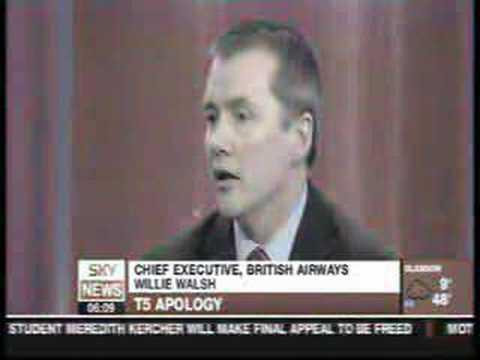 BA CEO apologizes