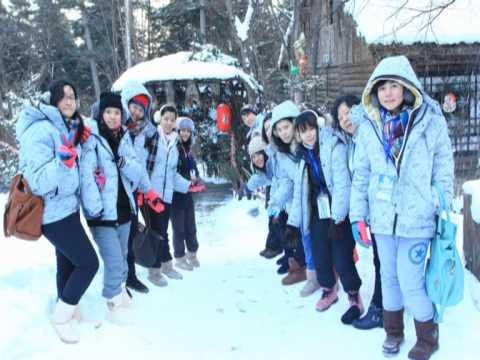 Odyssey Travel 2013 January Harbin & YiChun Winter Camp