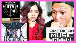 BTS AMERICAN MUSIC AWARDS PERFORMANCE REACTION MP3