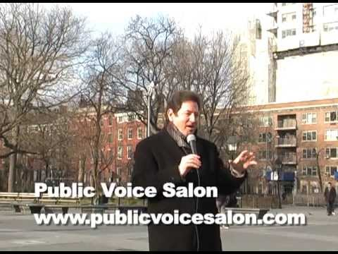 Public Voice Salon. Episode No. 57. February 03, 2013. Ed Koch & Building Community.mov