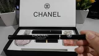 Chanel 5 món - Đại Lý Mỹ Phẩm Sài Gòn