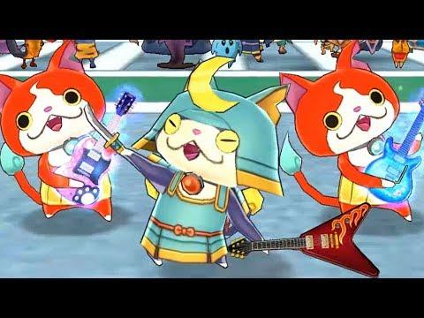 Yo-kai Watch Gerapo Rhythm - All Songs [PERFECT SS-RANK]