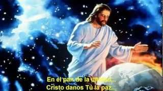 """""""Padre Nuestro """" - {Cantado en sonidos del silencio  con Letra}"""