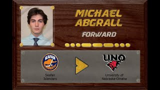 Michael Abgrall - BC-U15AAA to NCAA D1 | Stand Out Sports Client Hall of Fame