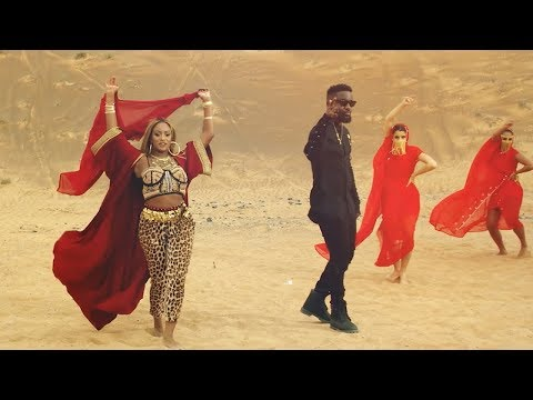 Cuppy Ft. Sarkodie - Vybe (Official Video)