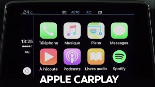 Apple CarPlay™ | NOUVEAU SUV PEUGEOT 5008