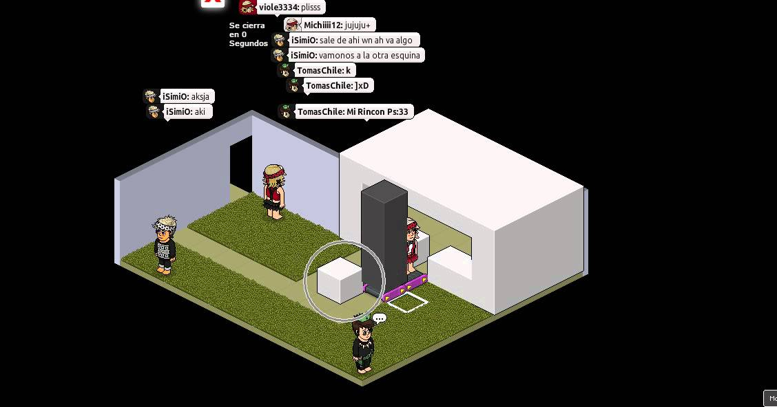 Como hacer una casa de campo en habbo youtube for Como hacer una casa en habbo