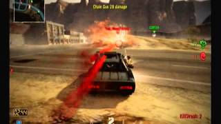Twisted Metal PS3 Online Rank ROAD-BOAT Room