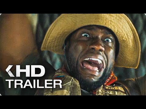 Thumbnail: JUMANJI 2 - First 3 Clips From The Movie & Trailer (2017)