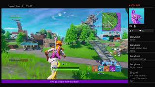 Fortnite sit your little sexy ass down and watch yourself get killed the wolf