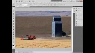 Новое в Photoshop CS5 - 7.Выравнивание линии горизонта