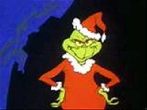 mr grinch song