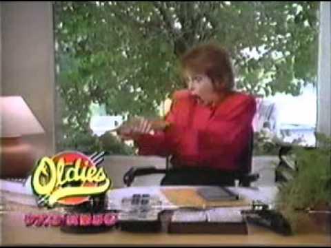 1994 KBSG 97.3 FM Seattle Radio commercial