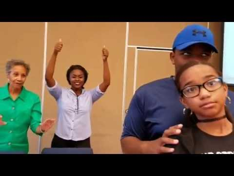 Tampa NAACP Youth Council Mannequin Challenge