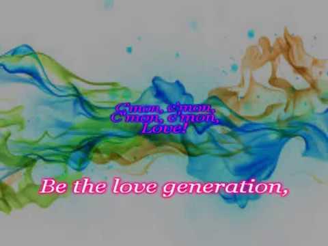 Karaoke Bob Sinclair & Gary Nesta Pine - Love generation