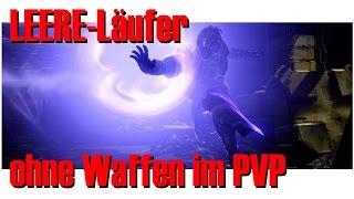 Destiny: Ohne Waffen im Schmelztiegel - Rostlande - Leere-Läufer [German/Deutsch]