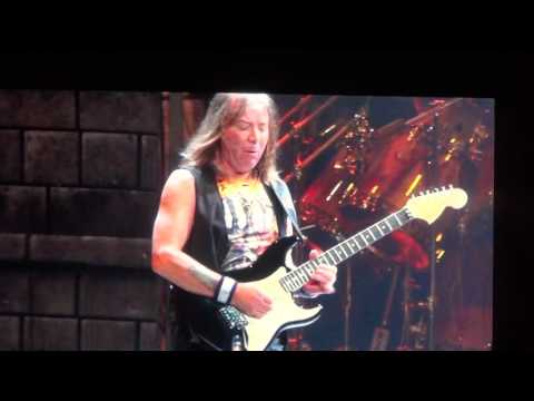Iron Maiden Full Concert (HD)- Vancouver 2016 (Part 1 of 3)