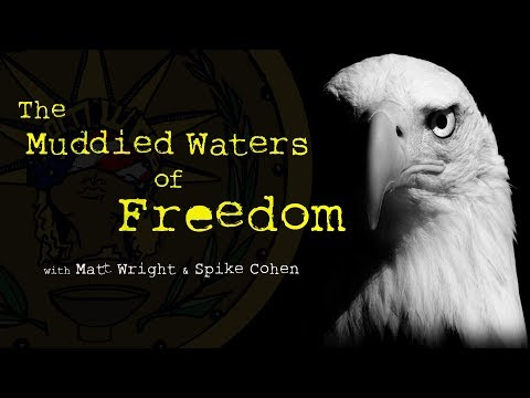 Muddied Waters of Freedom Episode 83 - The France Gas Party