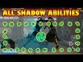 Shadow fight 3 all shadow abilities (last version + sub)√