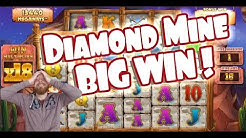 €10 Diamond Mine BIG WIN!