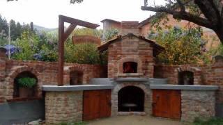 wood fired pizza oven grande koko