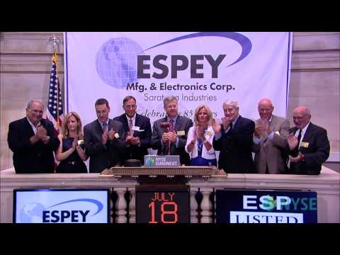 Espey Mfg. Electronics Corp. Celebrates 85th Anniversary of Founding