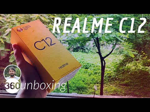 Realme C12 Unboxing: A New Redmi 9 Prime Rival Is in Town | Price in India Rs. 8,999