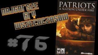Najgorsze Gry Wszechczasów - Patriots: A Nation Under Fire (Odcinek 76)