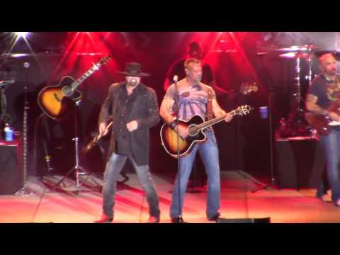 Montgomery Gentry - If You Ever Stop Loving Me - Dodge County Fair 2016
